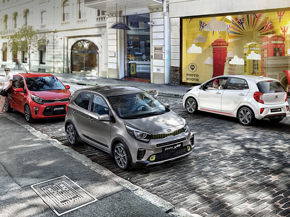 kia picanto find your style